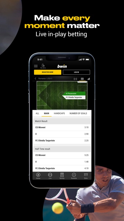 bwin Sports Betting screenshot-3