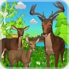 Deer Simulator - Animal Family icon