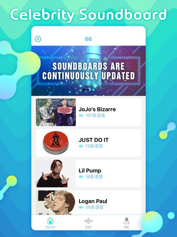 Soundboard web app