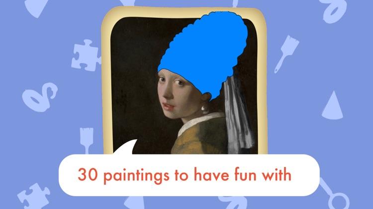 Art Stories FACES