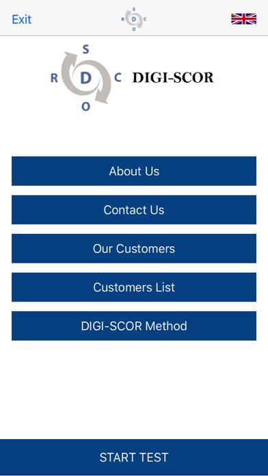 DIGI-SCOR screenshot two