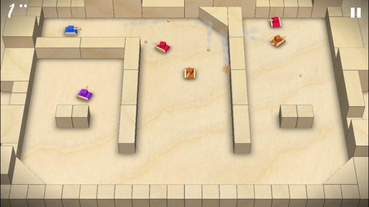 Tank Battles screenshot-3