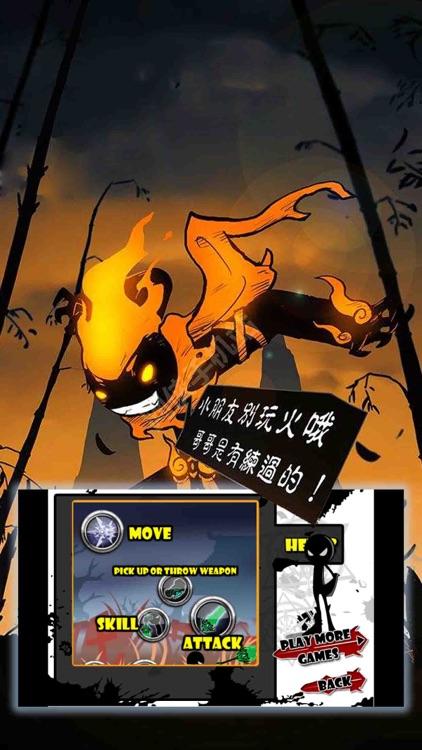 火柴人 - 合集 火柴人格斗游戏 screenshot-3