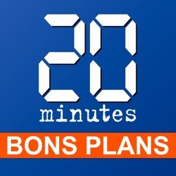20minutes Bons Plans