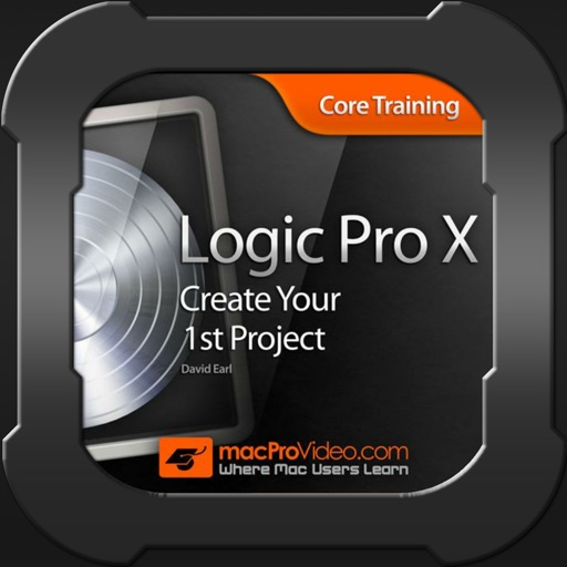 Course for Logic Pro X 101