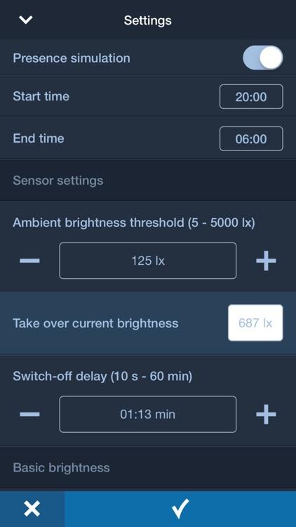 ABB Watchdog Remote Control screenshot-3