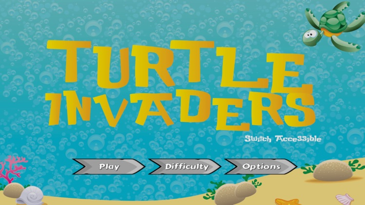 Turtle Invaders