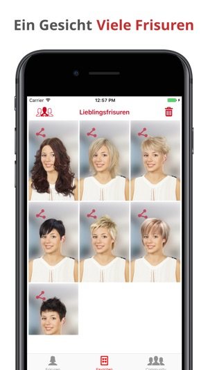 Schwarzkopf Frisur Styleguide Android Apps On Google Play