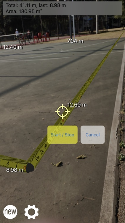 AR Measuring Tape screenshot-3