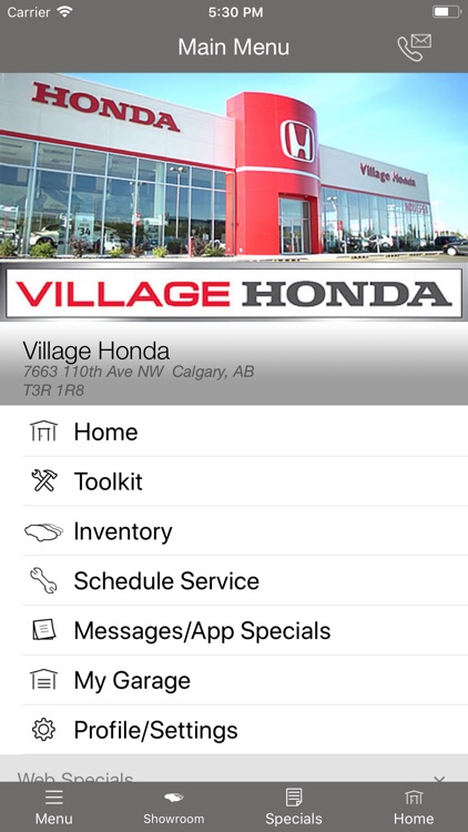 Village Honda MLink screenshot-3