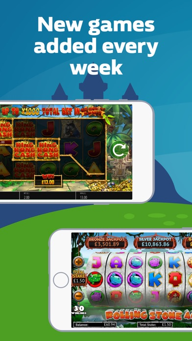 William Hill Games screenshot two