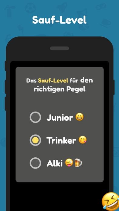 Drinkflix - Trinkspiel 2018Screenshot von 3