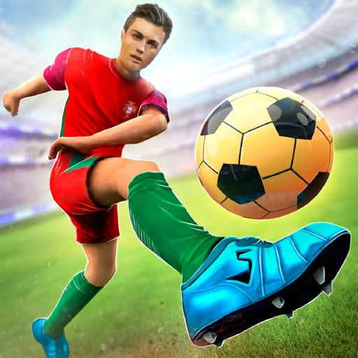 2018 Soccer Real Sports Star iOS App
