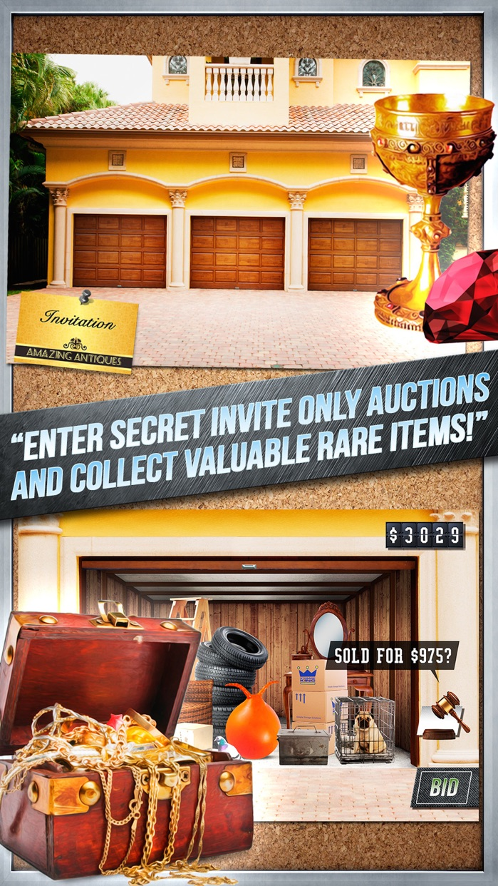 Auction Wars : Storage King Screenshot