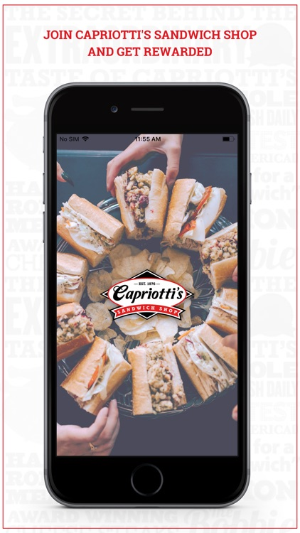Capriotti's screenshot-0