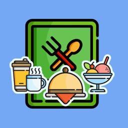 Foodie Restaurant Stickers