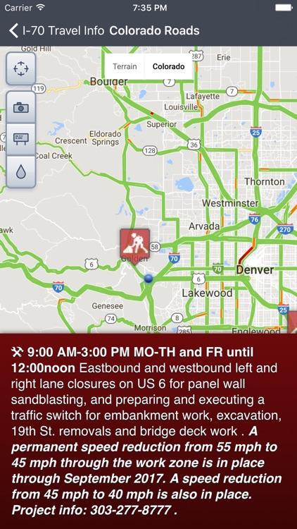 Colorado Roads screenshot-3