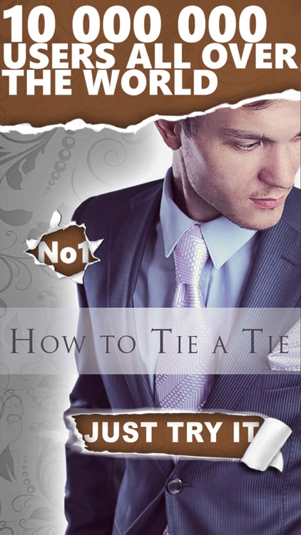 How to Tie a Tie Fast and Easy