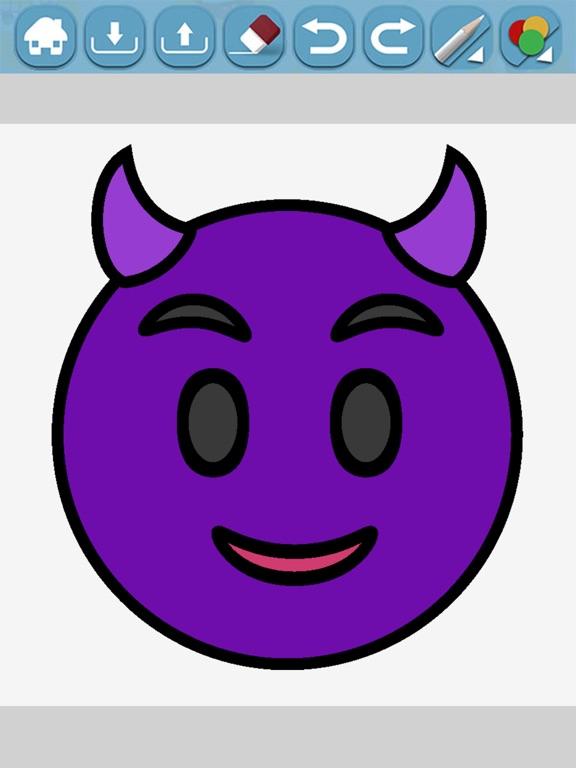 Emoji Coloring Book App Price Drops