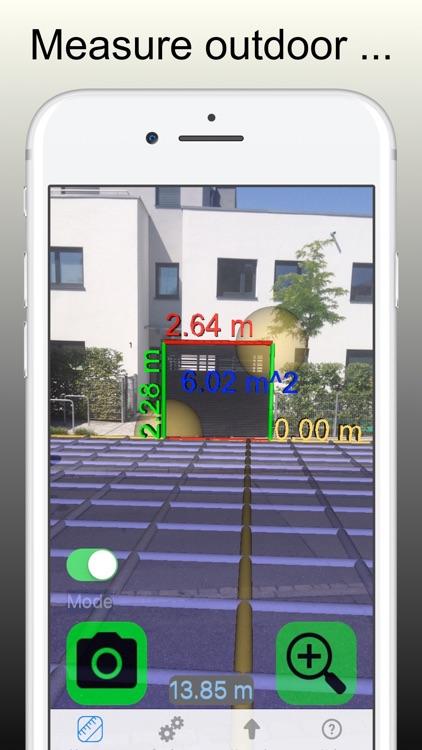 Tape Measure Camera Ruler 3D