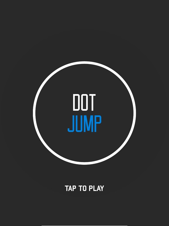 iPad Image of Dot Jump Lite