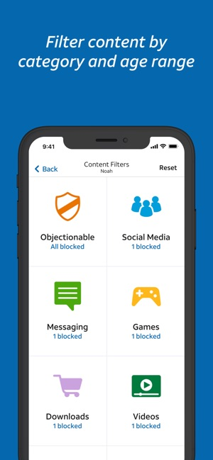 AT&T Secure Family™ on the App Store on