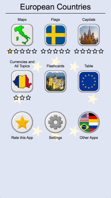 European Countries - Maps Quiz   App Price Drops