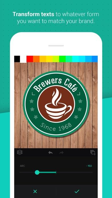 Logo Maker - Logo Foundryのおすすめ画像3