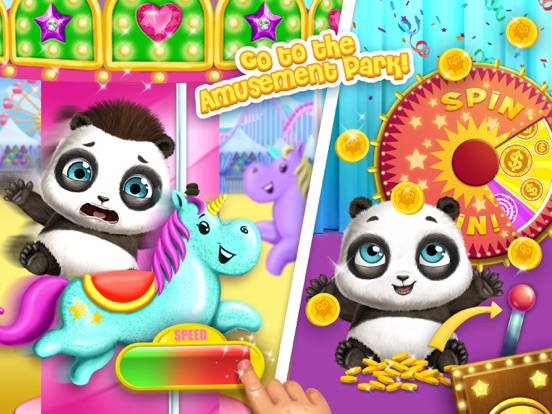 Panda Lu Baby Bear City No Ads screenshot 9
