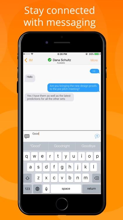 Bria Mobile: VoIP Softphone screenshot-4