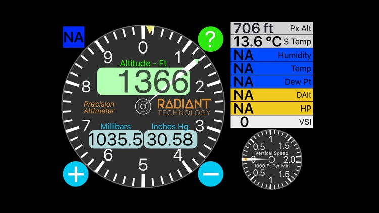 Precision Altimeter screenshot-4
