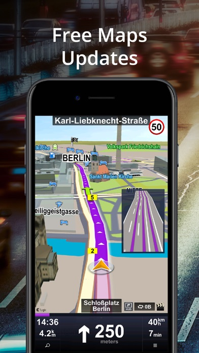 Screenshot #10 for Car Navigation: GPS & Maps