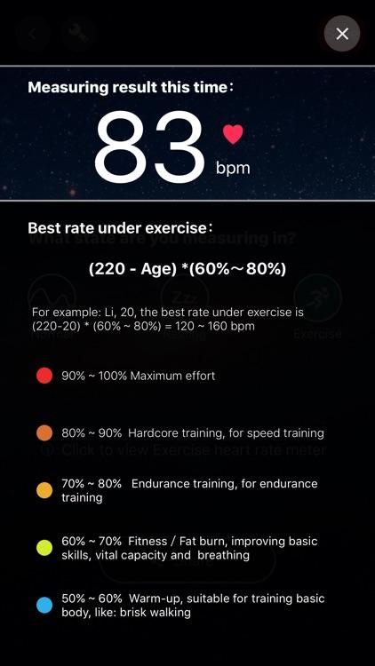 Heart Rate Pro-Health  Monitor screenshot-3