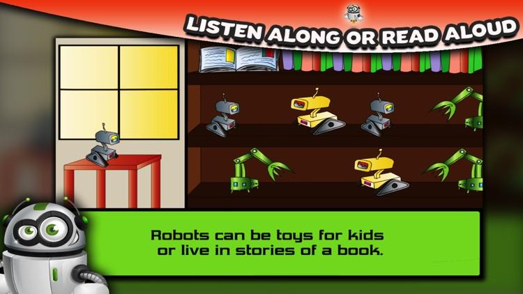 STEM Storiez - Robot Play EDU screenshot-3