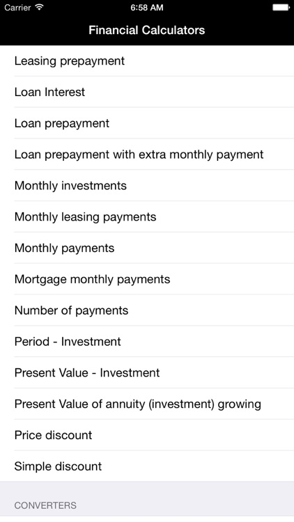 Financial Loan Accounting screenshot-3