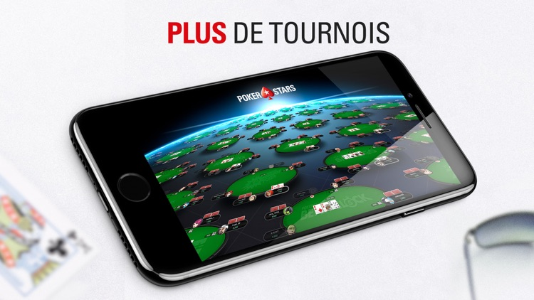 PokerStars: Poker en Ligne screenshot-1