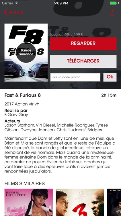 PlayVOD - Films en streaming