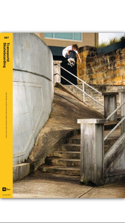 TransWorld Skateboarding Magazine screenshot-0