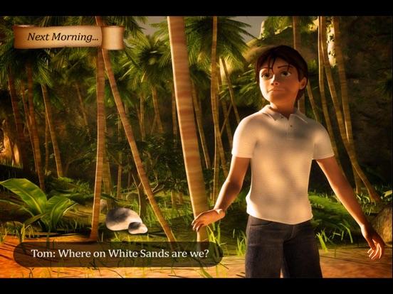 Stranded: Escape White Sands Скриншоты8