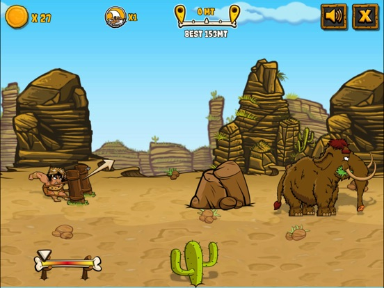 Caveman Hunt screenshot 7
