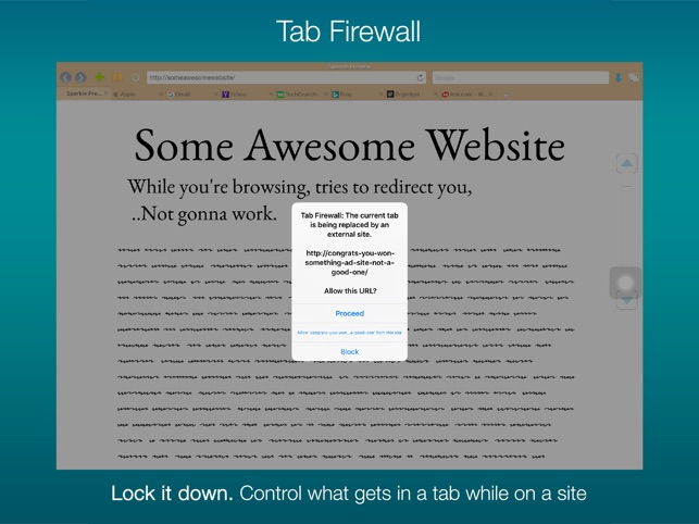 Perfect® Browser Screenshot