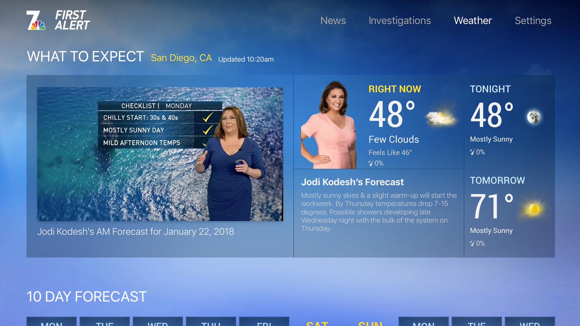 NBC 7 San Diego screenshot 17