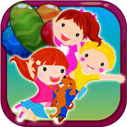 Toddlers funny with 4in1 puzzles games iOS App
