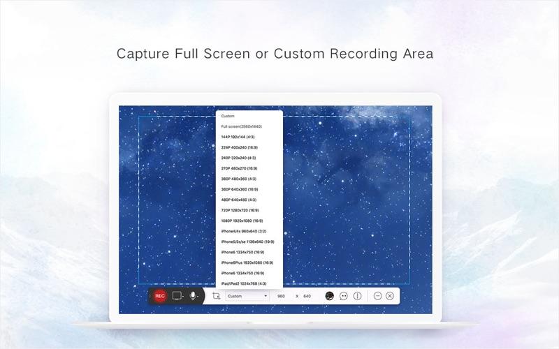 Apowersoft Screen Recorder Screenshot
