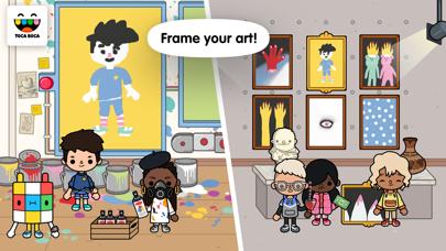 Toca Life: After School Screenshot