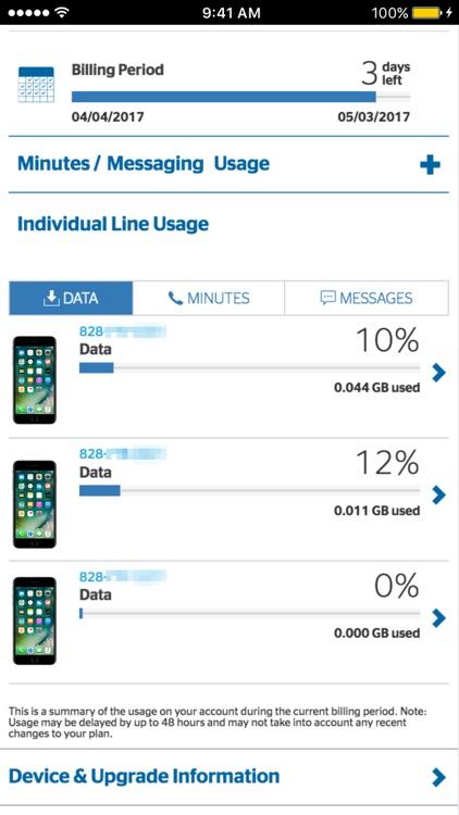 U.S. Cellular – My Account