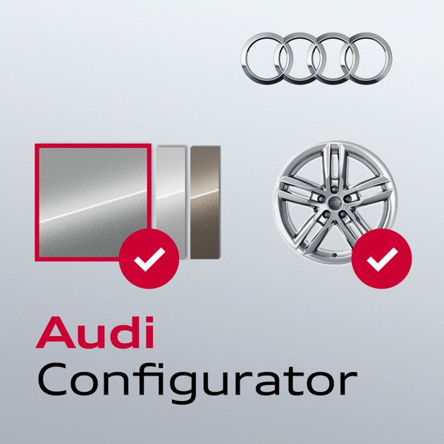 Audi Configurator Uk On The App Store