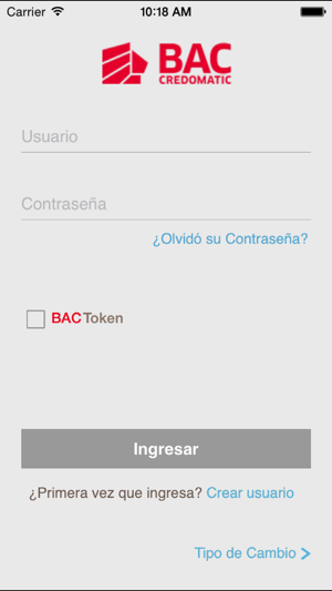 Banca mvil bac credomatic on the app store iphone screenshots thecheapjerseys Gallery