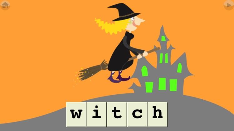 First Words Halloween