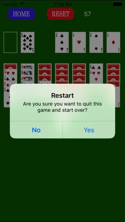 Classic Solitaire Card Games screenshot-3